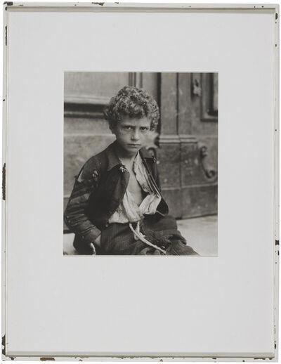 Alfred Stieglitz, 'Venetian Gamin', 1894