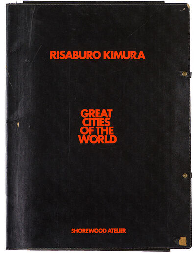 Risaburo Kimura, 'Great Cities of the World', 1973