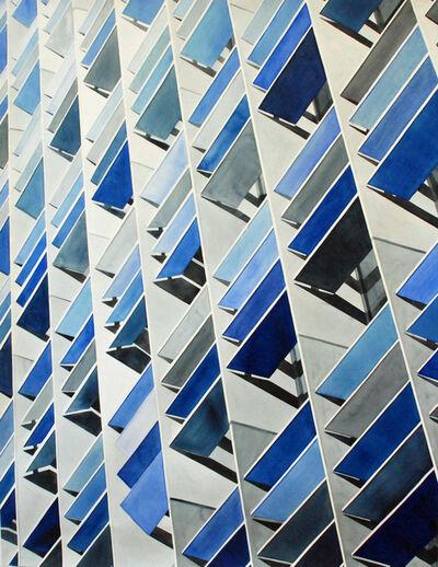 Amy Park, 'Niemeyer, Costa (and others) Façade, Rio de Janeiro, Brazil', 2010