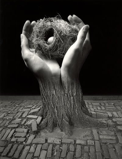 Jerry Uelsmann, 'Journey Into Night', 2006