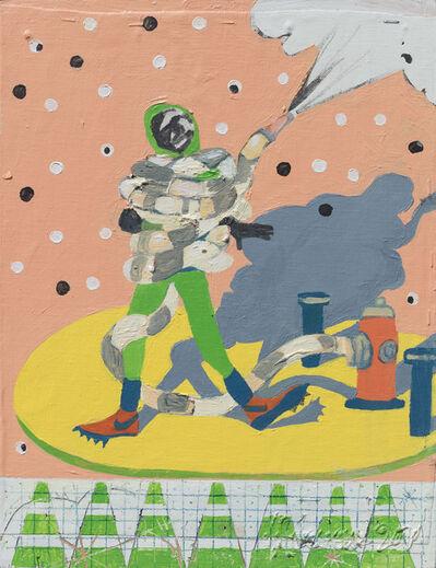 Francks Deceus, 'Mumbo Jumbo #11', 2019