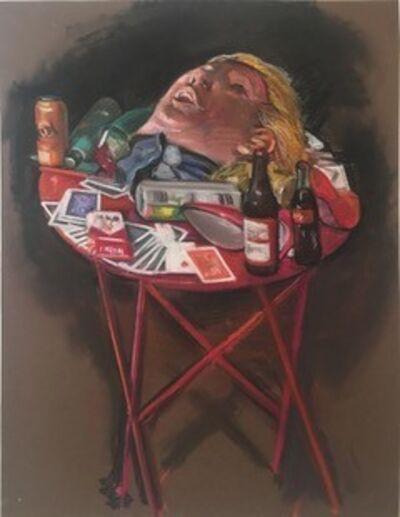 Don Perlis, 'Sacrifice', 2017