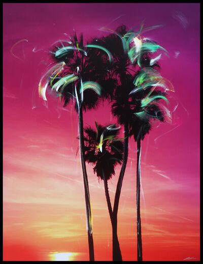 Pete Kasprzak, 'Palms 2', 2019