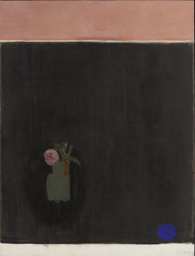 Janice Biala, 'Nature Morte avec une Fleur', 1976