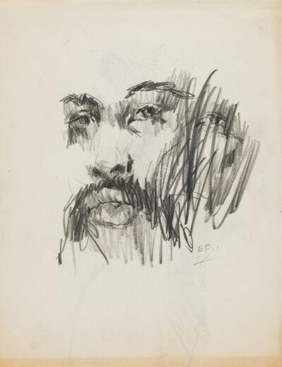 Ed Bereal, 'Untitled (Self Portrait) EB-C1', 1958-1965