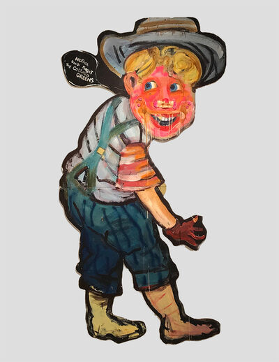 James Andrew Brown, 'Boy', 2007