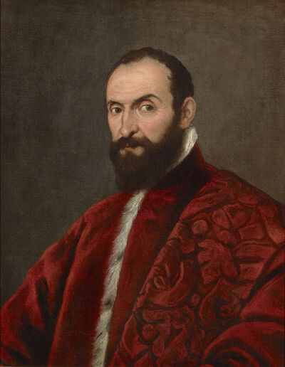Domenico Tintoretto, 'Portrait of a Venetian Senator', 16th Century