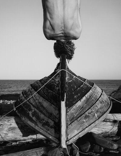 Arno Rafael Minkkinen, 'Kilberg , Vardø, Norway', 1990