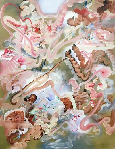 Grace Wright, 'Fantasia In Rose', 2019