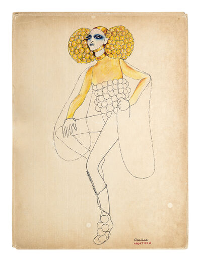 Delia Cancela, 'Mostaza', 1968