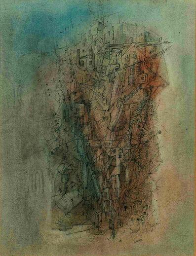 Wols, 'Aspect Comique', 1948