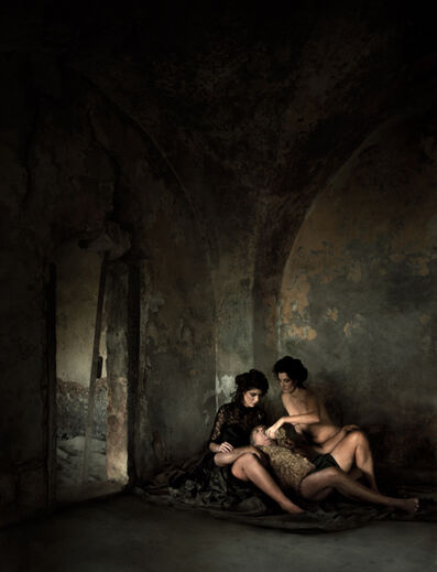 Michal Baratz Koren, 'Daughters of Lot', 2014