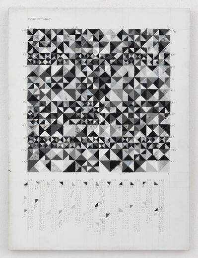 Leslie Roberts, 'Regrettable', 2018