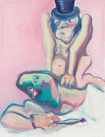Maria Lassnig, 'Gewaltsamkeit', ca. 2000 -2005