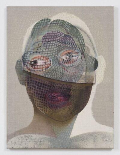 Sara Sizer, 'Kopf #6', 2018