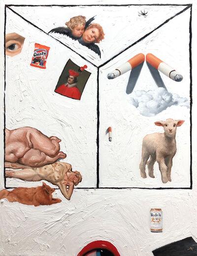 Emilio Villalba, 'To Be Free', 2018