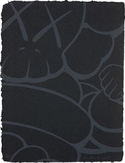 KAWS, 'CHUM (RUNNING)', 2000