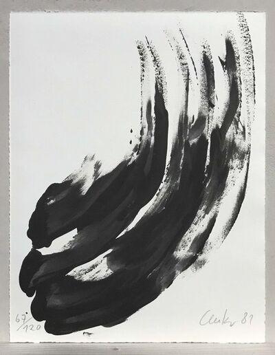Günther Uecker, 'Untitled', 1981