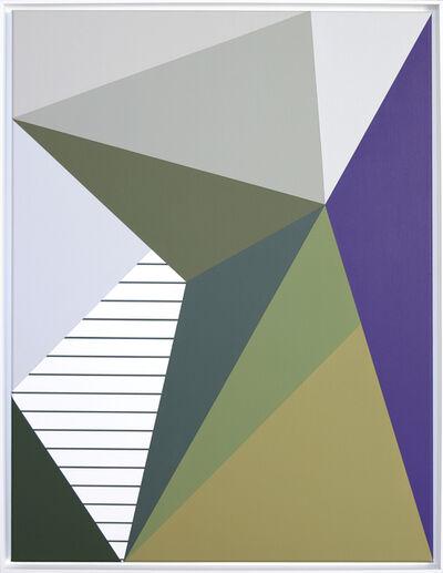 "Claudia Fauth, '""Geometric Composition""', 2019"