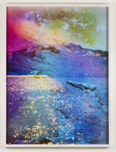 Terri Loewenthal, 'Psychscape 06 (Gold Lake, CA)', 2017