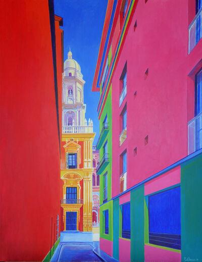 CONCHI ALVAREZ, 'Calle Salinas (Málaga)', 2018
