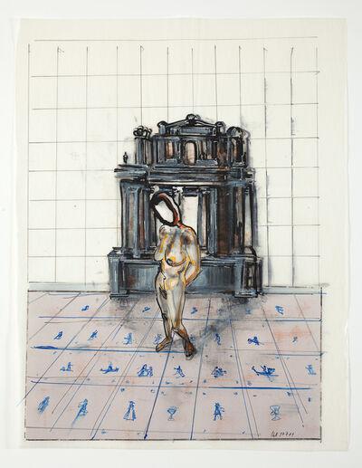 Kjell Torriset, 'Kim in Delft', 2004