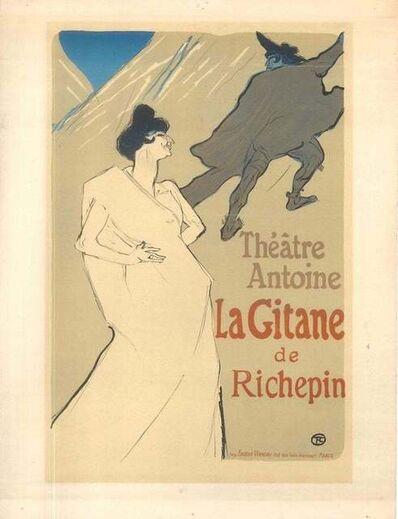 Henri de Toulouse-Lautrec, 'La Gitane de Richepin (After H. de Toulouse-Lautrec)', 1951