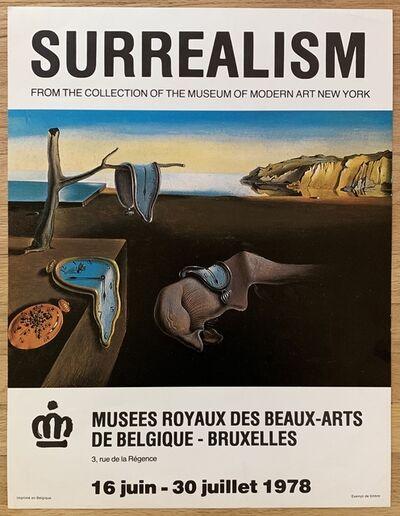 Salvador Dalí, ' Original Vintage Belgian Exhibition Poster', 1978