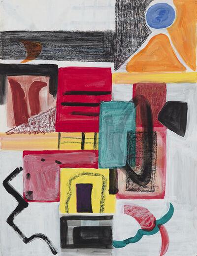 Shirley Jaffe, 'Untitled (#15)'