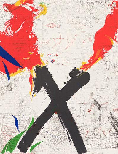 Lee Bann, 'Demilitarized', 1988