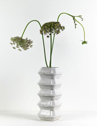 Yoonmi Nam, 'Cairn Vase (large #2)', 2019