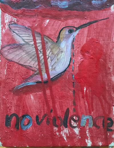 Suzy O'Mullane, 'No Violence ', 2019