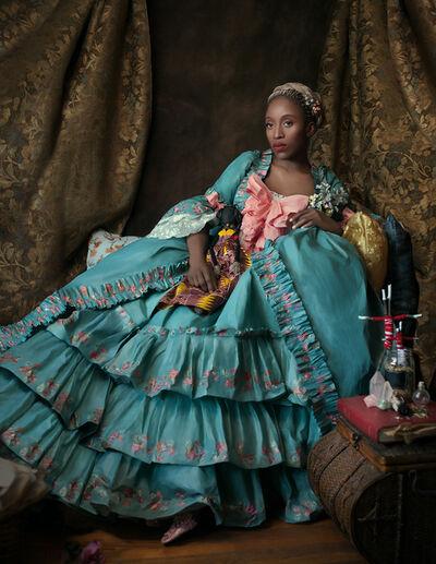 Fabiola Jean-Louis, 'Marie Antoinette Is Dead', 2016