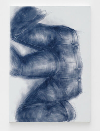 Michael Van den Abeele, 'Jeans rhetoric#1', 2019