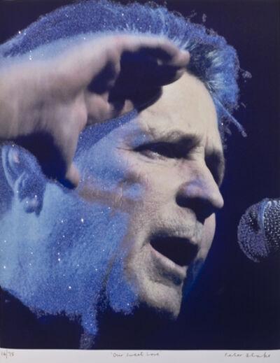 Peter Blake, 'Love - Our Sweet Love (Brian Wilson, Beach Boys)', 2004