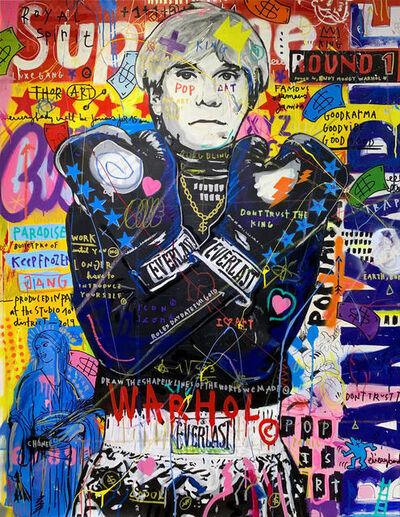 Jisbar, 'Warhol', 2019