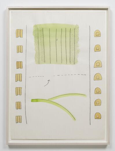Ree Morton, 'Untitled (Game Drawing)', 1972-1973