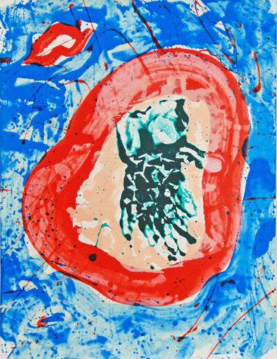 Sam Francis, 'Untitled (SFS332)', 1988