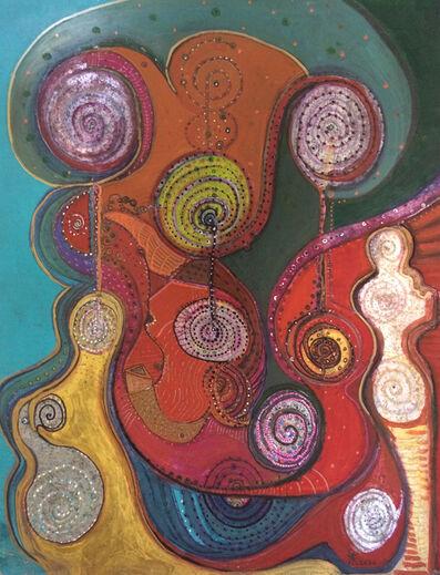 Tony Marshak, 'The Octopus's Garden', 2020