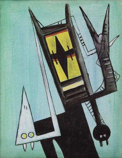 Wifredo Lam, 'Sans Titre (Untitled) ', 1972