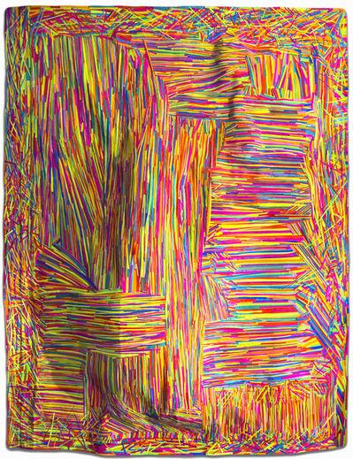 Marta Minujín, 'Cuadro blando Arte encapsulado ', 2014