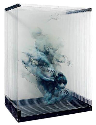 Xia Xiaowan, 'Double human figure', 2009