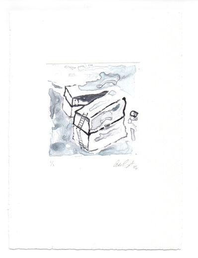 Adeline de Monseignat, 'Bleeding Quarry 7', 2015
