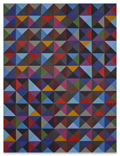 Karl Benjamin, '#8, 1967', 1967