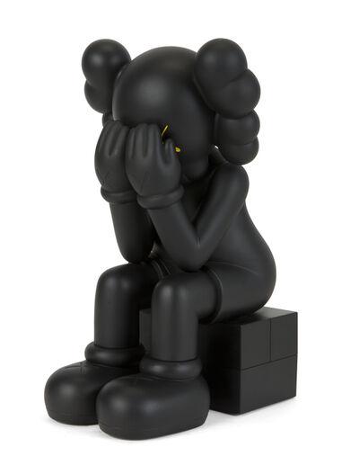 KAWS, 'Passing Through (Black)', 2013