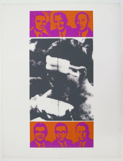Regina Silveira, 'Middle class & co', 1972