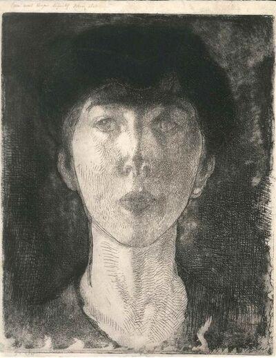 Albert Besnard, 'Sa Majesté Elisabeth, Reine des Belges', 1917 c.a.