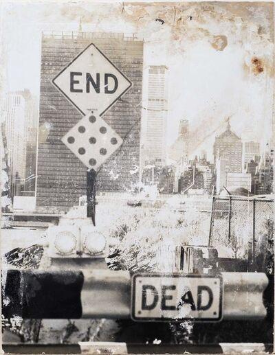 Erwin Blumenfeld, 'New York', ca. 1960