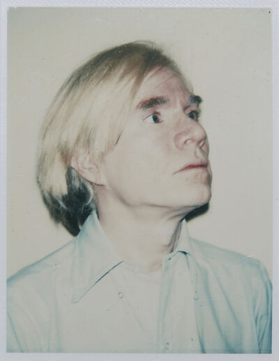 Andy Warhol, 'Self-Portrait', 1977-1978