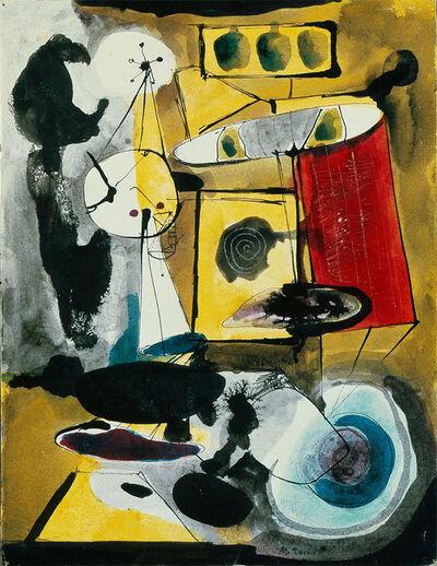 Robert Motherwell, 'The Door', 1943